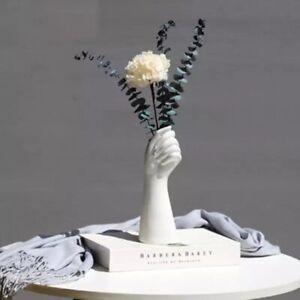 Nordic Hand flower Vase Modern