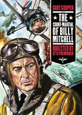 Court Martial of Billy Mitchell 0887090066907 With Gary Cooper DVD Region 1