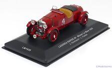 1:43 Ixo Lagonda Rapide Winner Le Mans 1935