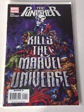 The Punisher Kills the Marvel Universe. One Shot. 2008. Marvel.