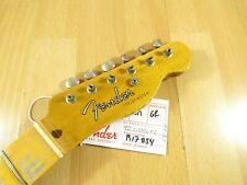 Fender Custom Shop 50s Telecaster Neck Fender CS Relic Maple Tele Neck Global