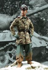1/35 Scale German tank commander - Panzer Lehr Division - 1944 resin model kit