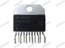 LMD18200T H-Bridge 55V 3A Integrated Circuit IC *** UK *** L298 L293