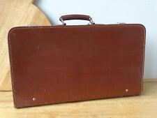 V2861 Alter Reisekoffer um 1940 ~ sehr dekorativ ~ Vintage ~ Koffer