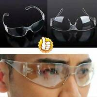 Eye Protection Anti Fog Clear Protective Safety Glasses Working For Lab Outdoor