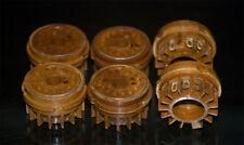 1 x PL-31-P (PL31-2V) IN18 IN-18 NIXIE TUBE SOCKET (IN-18 IN-4 IN-7) NOS NEW