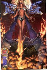 Darkchylde #5, DF variant, Bad Girl, 1997, Image