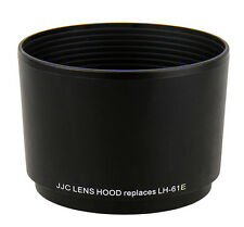JJC Lens Hood Replacement Olympus LH-61E for ZUIKO DIGITAL ED 70-300mm/75-300mm