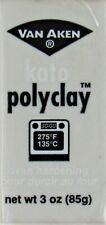 Kato polyclay Polymer Clay 3oz Oven Bake Van Aken Choose Your Color