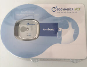 BodyMedia FIT Body Monitoring Weight Management System Armband. Weight loss help