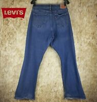 Levi's 529 Curvy Bootcut Mid Rise Jeans (Sz 14) Stretch