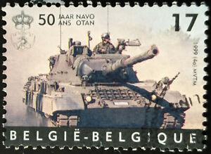 Stamp Belgium SG3481 1999 17Fr 50th Anniversary of NATO Used