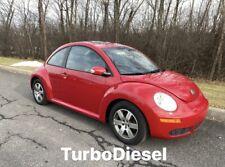 2006 Volkswagen Beetle-New Tdi Turbodiesel * Leather * Sunroof * Gorgeous