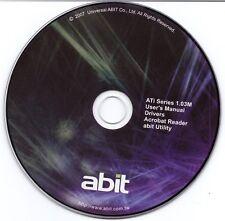 ABIT DRIVER CD TREIBER AX78, AT8, AT8-32X