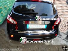 Striscia cromata portellone Nissan Qashqai e Qashqai +2 profilo baule cromato