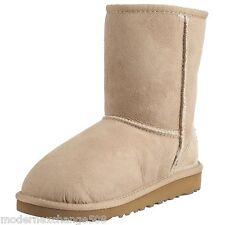UGG Australia Kids Classic Short Boot in Sand Size 13 - NWOT