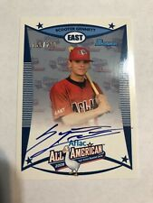 2008 Bowman Aflac All American Autograph #AFLAC-SGE Scooter Gennett /230