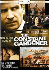 The Constant Gardener (DVD Widescreen) with Ralph Fiennes Drama - Fast Shipping
