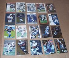 MARVIN HARRISON LOT OF 40  (1997-2007)  (/BOWMAN/EX/SP/CHROME) ALL DIFFERENT