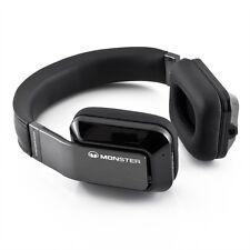 Monster Inspiration Titanium OverEar-Kopfhörer tauschbaren Kopfbändern schwarz