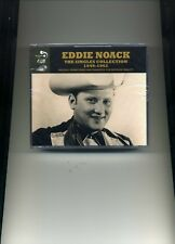 EDDIE NOACK - SINGLES COLLECTION - 1949 - 1962 - 4 CDS - NEW!!
