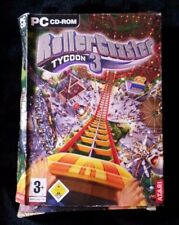 RollerCoaster Tycoon 3 (PC, 2004, DVD-Box)
