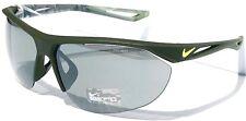 NEW* NIKE TAILWINDS Swift Matte Khaki Green Gray 70/11 Lens Sunglass EVO916 370