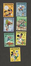 Grenada Disney Sports SC 950-956 MNH