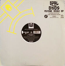"GPAL* Presents GHOS Future Music 2x12"" YoshiToshi DEEP DISH SHARAM DUBFIRE"