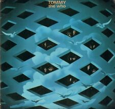 "The Who(Numbered A1/B1 2x12"" Vinyl LP Trifold)Tommy-Track-613013/4-UK-1-G/G"