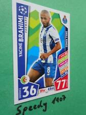 Topps Champions League 2017 2018 limited NORDIC EDITION  SKILL KINGS Brahimi