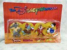 Kelloggs 1991 The Disney Afternoon-Baloo,Tummi, Chip & Dale, Uncle Scrooge
