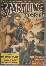 SI-FI Pulp--Startling StoriesMay 1941-----15
