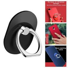 Finger Ring Grip Cell Phone Holder Stand Attachment Mount Rotating V7X3