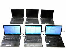 "Lot 6 Toshiba Protege 13.3"" R830 i5-2520M 2.50GHz 4GB 500GB 250GB Laptop Pc"