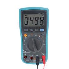 VC17B Digital Multimeter 6000 Counts Backlight AC DC Ammeter Voltmeter Ohm Meter