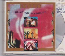 YELLO-Blazing Saddles cd maxi single