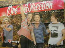 One Direction, Descendants, Booboo Stewart, Double Four Page Foldout Poster