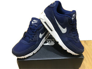Mens Nike  Air Max  90 Essential Trainers Size 7 Blue