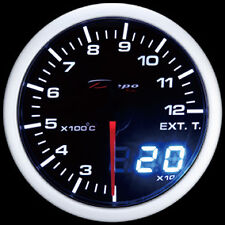 60mm Depo Racing Digital EGT Exhaust Gas temperature gauge  WA6057LED