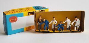 Corgi Model Club No. 1505, Garage Attendants, - Superb Mint Condition