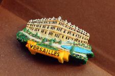 Frankreich Versailles Reiseandenken 3D Kühlschrankmagnet Reise Souvenir Magnet