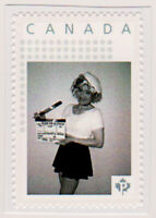 Canada Picture Postage - Edward D. Wood, Jr. - Glen or Glenda cosplay