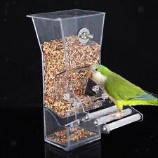 Mangiatoia per uccelli No-Mess Mangiatoia automatica per pappagalli con