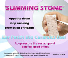 Diet patch Slimming Stone Ear Acupuncture Pressballs 720p With Forceps Ear Seed