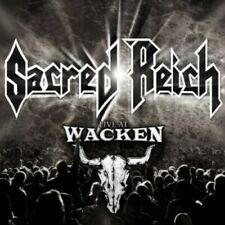Sacred Reich - Live at Wacken Open Air [New CD] NTSC Format, UK - Import