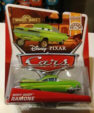 Disney Pixar Cars Wheel Well Motel 2 Body Shop Ramone 8/11 Diecast Xmas Gift