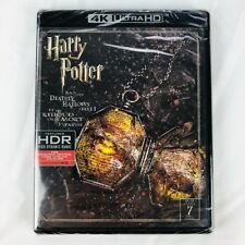 Harry Potter and the Deathly Hallows Part 1 (4K Ultra HD + Blu-ray)