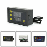 DC 24V Digitale Temperatura Controllore W3230 Termostato Regolatore 10A Sonda SP