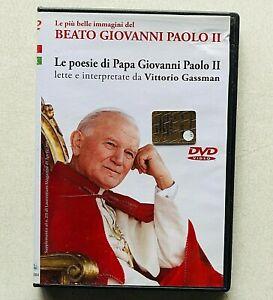 Le poesie di Papa Giovanni Paolo II lette e interpretate da Vittorio Gassman DVD